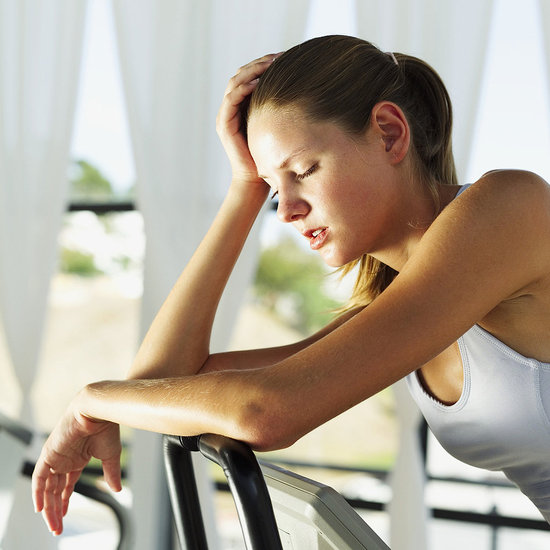 how to avoid fatigue after work out